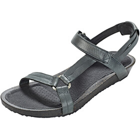 Teva Ysidro Universal Metallic Sandals Women gunmetal